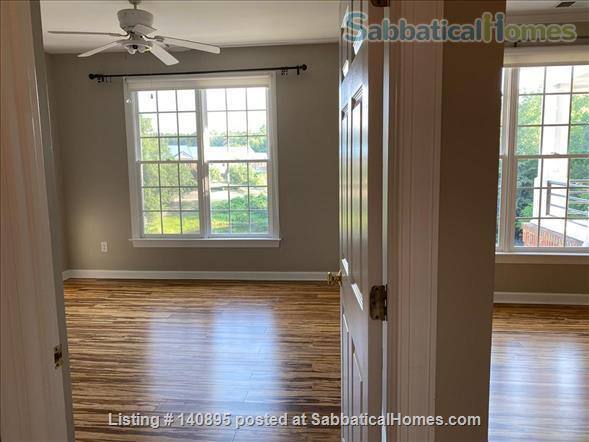 Condo in Southern Village, Chapel Hill Home Rental in Chapel Hill, North Carolina, United States 2