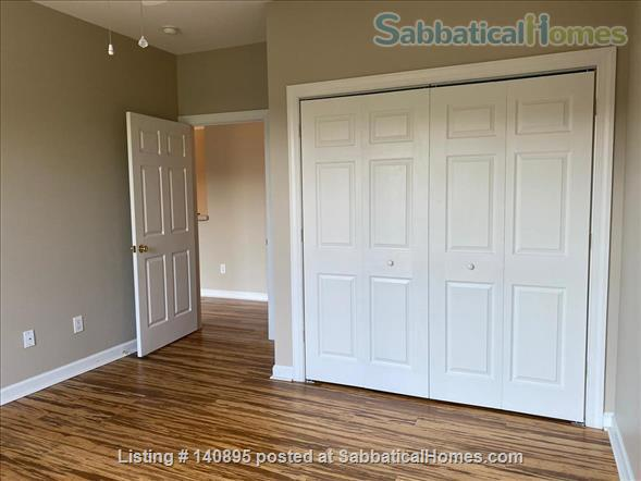 Condo in Southern Village, Chapel Hill Home Rental in Chapel Hill, North Carolina, United States 3