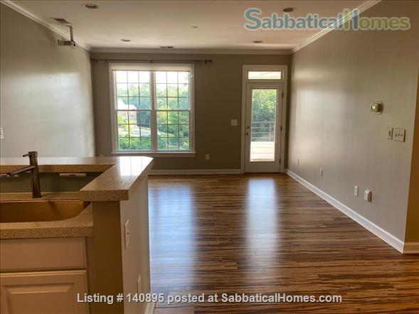 Condo in Southern Village, Chapel Hill Home Rental in Chapel Hill, North Carolina, United States 6