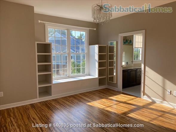Condo in Southern Village, Chapel Hill Home Rental in Chapel Hill, North Carolina, United States 8