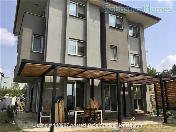 New family home in nature, 7 minutes to university Home Rental in Sariçam, Adana, Turkey 1