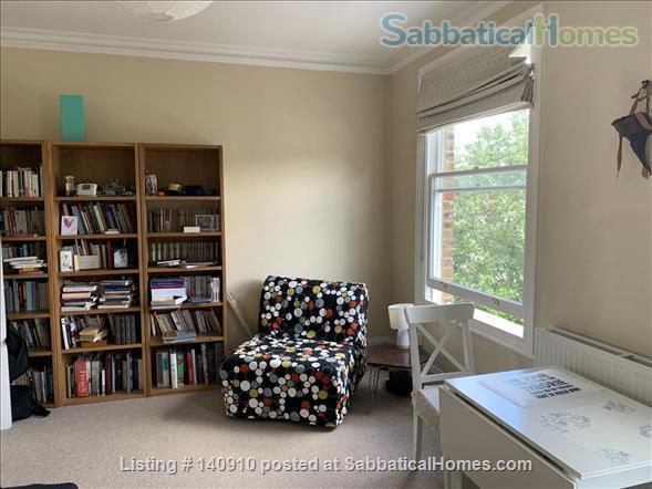 Bright, spacious Maida Vale/Little Venice home Home Rental in London, England, United Kingdom 3