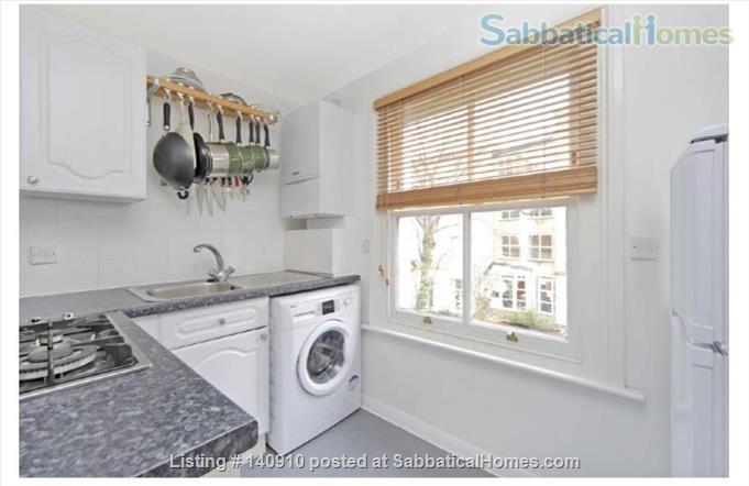 Bright, spacious Maida Vale/Little Venice home Home Rental in London, England, United Kingdom 4