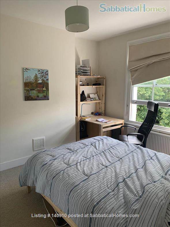 Bright, spacious Maida Vale/Little Venice home Home Rental in London, England, United Kingdom 7