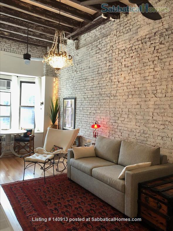 Parisian feel in Harlem - Unique & Fabulous Home Rental in New York, New York, United States 1