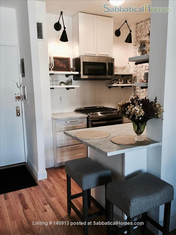 Parisian feel in Harlem - Unique & Fabulous Home Rental in New York, New York, United States 2
