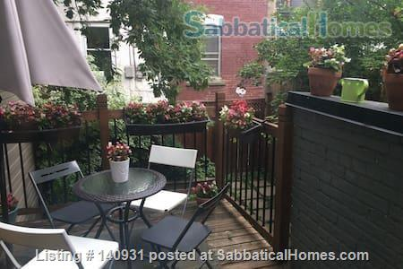 Charming three-story, three-bedroom Plateau townhome  Home Rental in Montreal, Quebec, Canada 9