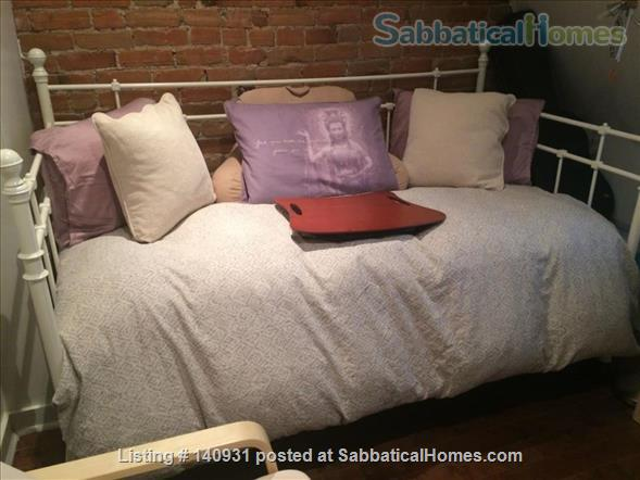 Charming three-story, three-bedroom Plateau townhome  Home Rental in Montreal, Quebec, Canada 7