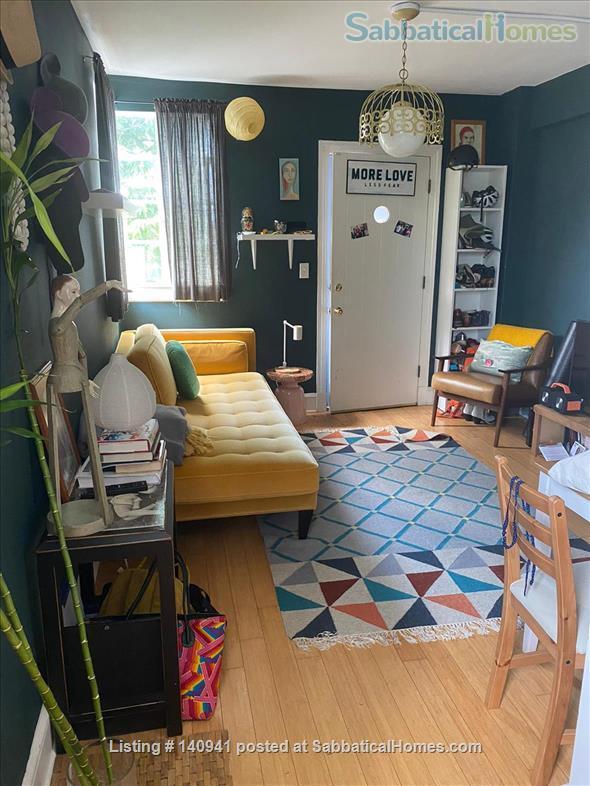 Beautiful, Colourful One-Bedroom Condo in Historic Old Fourth Ward  Home Rental in Atlanta, Georgia, United States 2