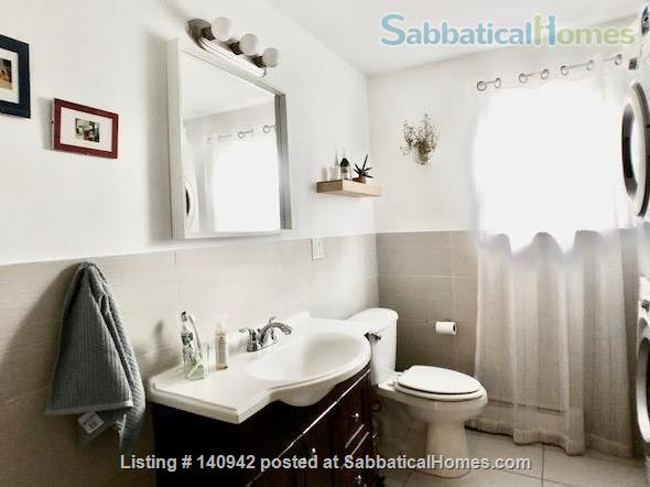 Elegant Furnished City House w/ Private Parking & Backyard Home Rental in Prospect Lefferts Gardens, New York, United States 3