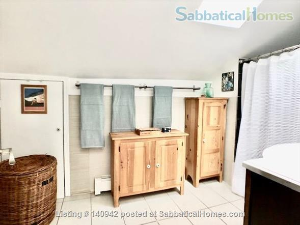 Elegant Furnished City House w/ Private Parking & Backyard Home Rental in Prospect Lefferts Gardens, New York, United States 5