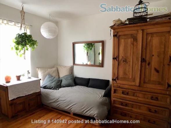 Elegant Furnished City House w/ Private Parking & Backyard Home Rental in Prospect Lefferts Gardens, New York, United States 7