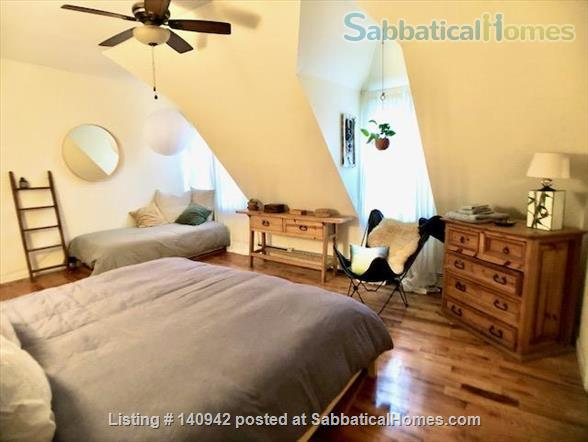 Elegant Furnished City House w/ Private Parking & Backyard Home Rental in Prospect Lefferts Gardens, New York, United States 8