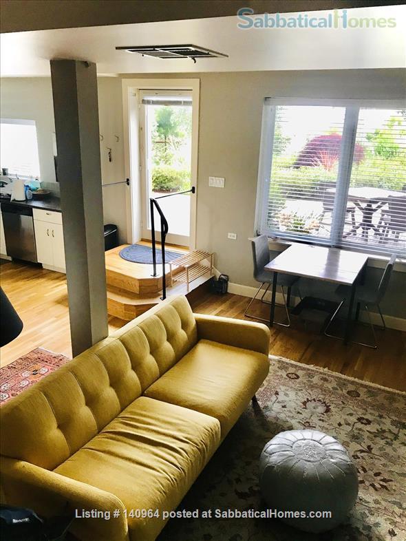 Spacious North Berkeley Studio Home Rental in Berkeley, California, United States 2