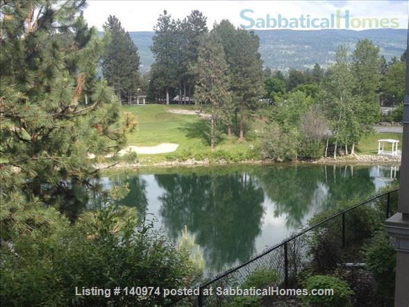 UBC-O 2 Bedroom plus den furnished suite for rent! $2450 Home Rental in Kelowna, British Columbia, Canada 3