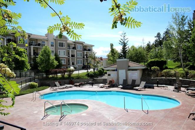 UBC-O 2 Bedroom plus den furnished suite for rent! $2450 Home Rental in Kelowna, British Columbia, Canada 4