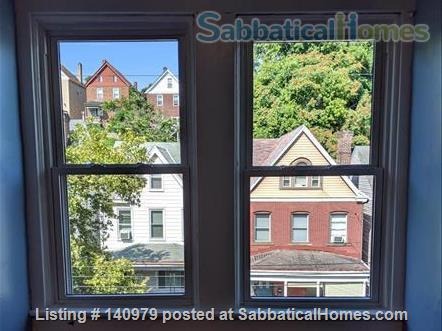 Newly renovated 4 bdrm house with hardwood Home Rental in Pittsburgh, Pennsylvania, United States 5