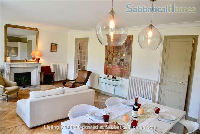Parisian two bedroom, two bathroom apartment full of charm!  Home Rental in Paris, IDF, France 2