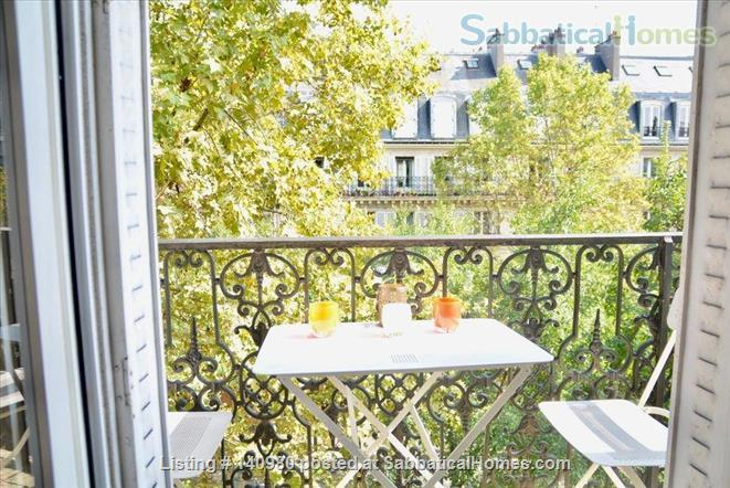 Parisian two bedroom, two bathroom apartment full of charm!  Home Rental in Paris, IDF, France 3