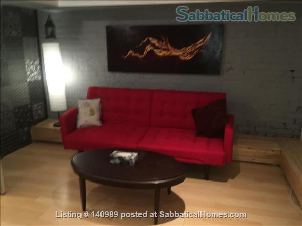 Private entrance 2 BD in vibrant Leslieville, near Ryerson, UofT Home Rental in Toronto, Ontario, Canada 1
