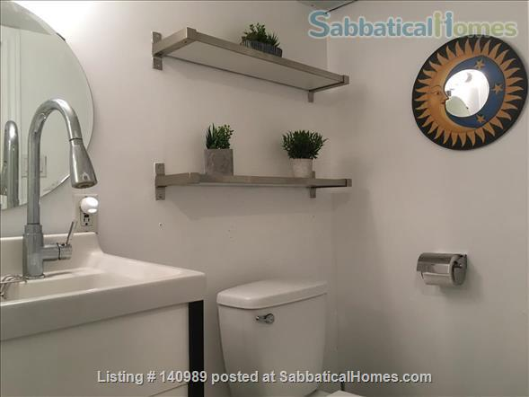 Private entrance 2 BD in vibrant Leslieville, near Ryerson, UofT Home Rental in Toronto, Ontario, Canada 2