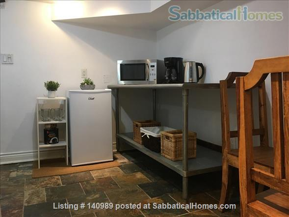 Private entrance 2 BD in vibrant Leslieville, near Ryerson, UofT Home Rental in Toronto, Ontario, Canada 5