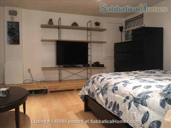 Private entrance 2 BD in vibrant Leslieville, near Ryerson, UofT Home Rental in Toronto, Ontario, Canada 7