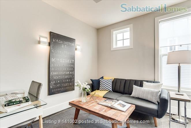 Townhouse (3 bedroom, 2.5 BA) for rent in Columbia Heights  Home Rental in Washington, District of Columbia, United States 7