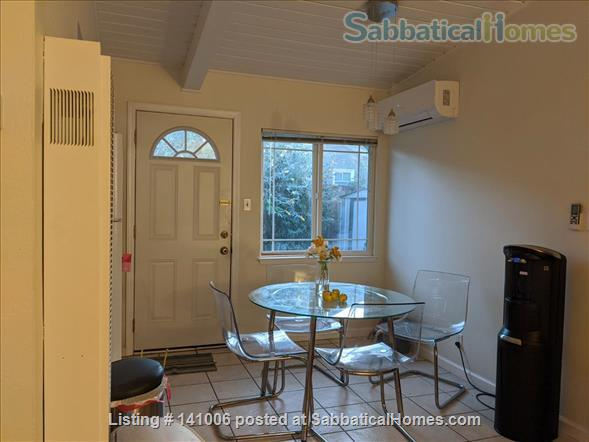 BEAUTIFUL FURNISHED 3 BEDROOM 1 BATH HOME IN  MENLO PARK Home Rental in Menlo Park, California, United States 0