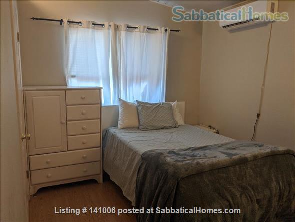 BEAUTIFUL FURNISHED 3 BEDROOM 1 BATH HOME IN  MENLO PARK Home Rental in Menlo Park, California, United States 3