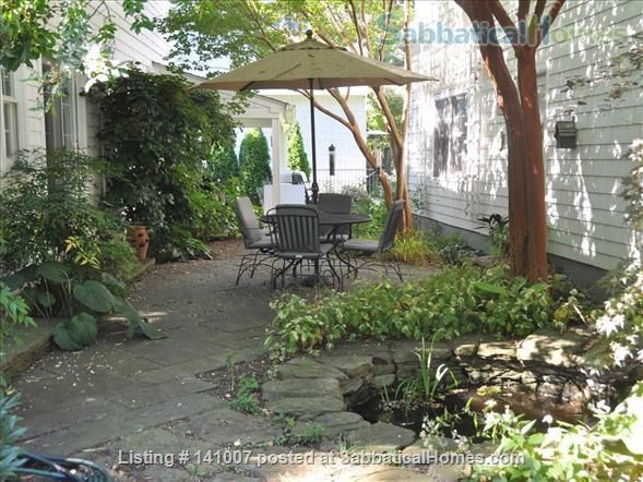 Beautiful neighborhood; walking distance to metro, restaurants Home Rental in Arlington, Virginia, United States 0