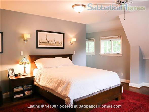 Beautiful neighborhood; walking distance to metro, restaurants Home Rental in Arlington, Virginia, United States 5