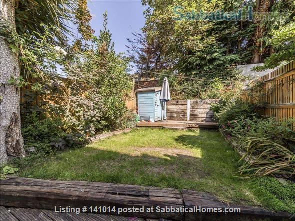 4 bed Family Home with garden in SW London just next to Richmond Park Home Rental in Kingston upon Thames, England, United Kingdom 0