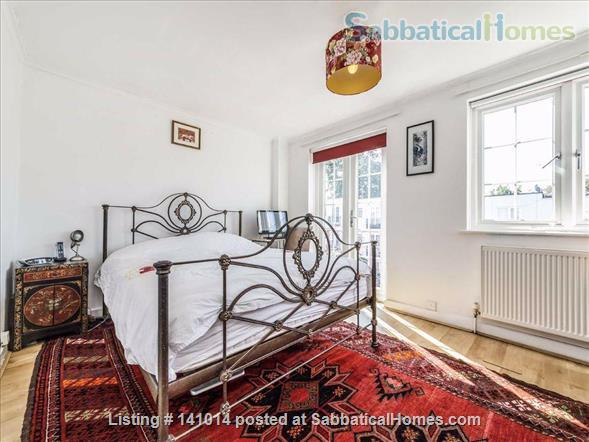 4 bed Family Home with garden in SW London just next to Richmond Park Home Rental in Kingston upon Thames, England, United Kingdom 2