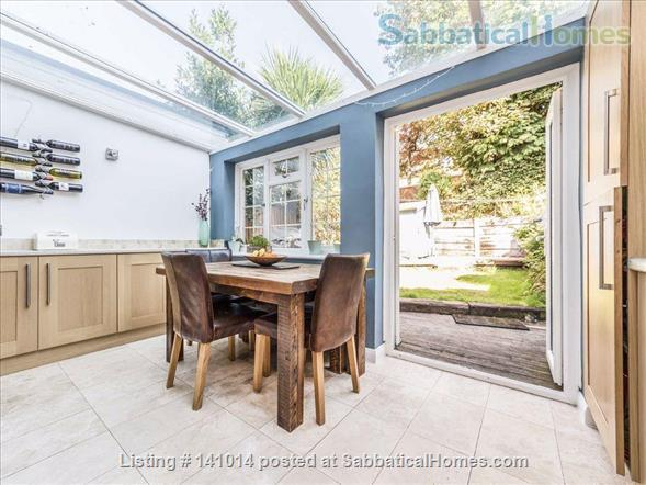 4 bed Family Home with garden in SW London just next to Richmond Park Home Rental in Kingston upon Thames, England, United Kingdom 3