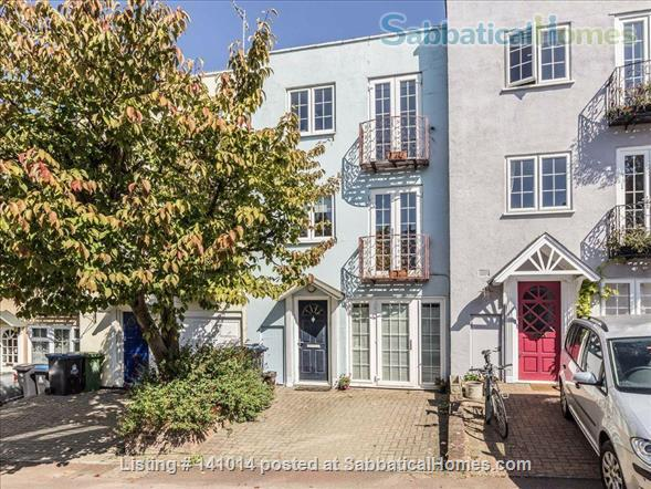 4 bed Family Home with garden in SW London just next to Richmond Park Home Rental in Kingston upon Thames, England, United Kingdom 5