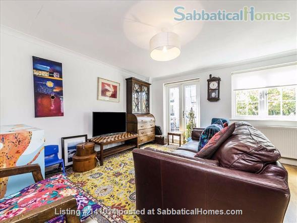 4 bed Family Home with garden in SW London just next to Richmond Park Home Rental in Kingston upon Thames, England, United Kingdom 6