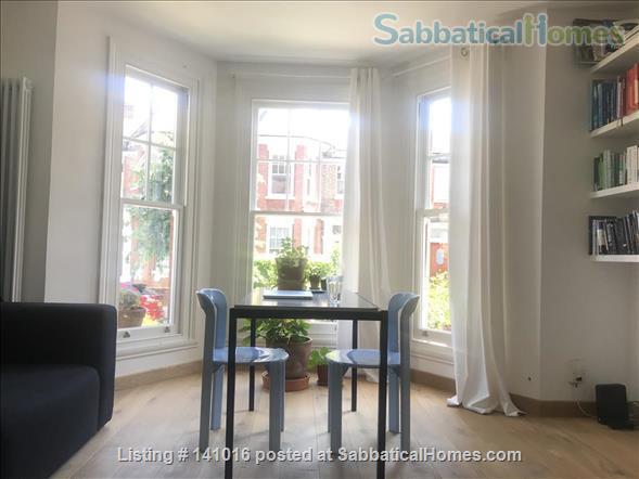 Garden Flat in Hackney Home Rental in Cazenove, England, United Kingdom 1
