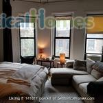 Book-Filled Upper West Side Apartment Home Rental in New York, New York, United States 5