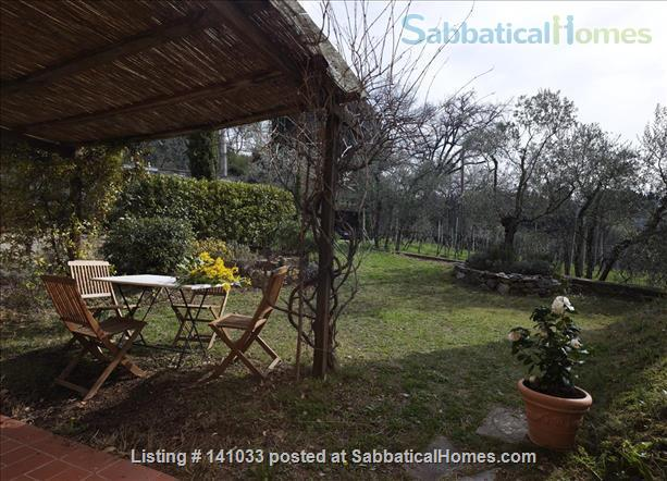Lovely Apartment in foothills of Florence Home Rental in Florence, Toscana, Italy 1
