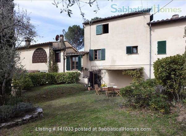 Lovely Apartment in foothills of Florence Home Rental in Florence, Toscana, Italy 0