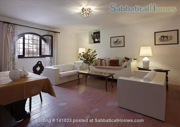 Lovely Apartment in foothills of Florence Home Rental in Florence, Toscana, Italy 2