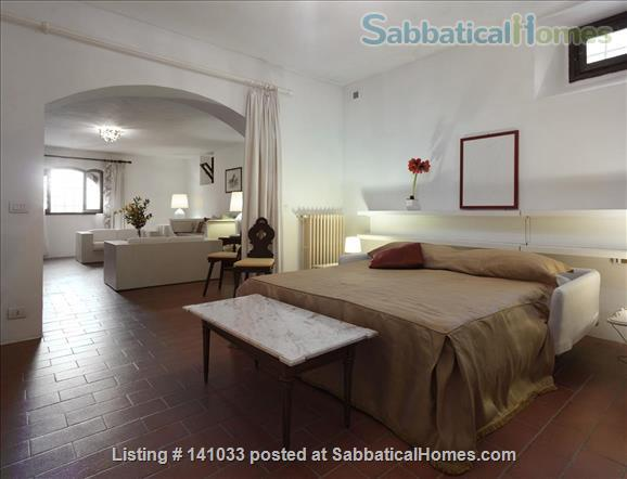 Lovely Apartment in foothills of Florence Home Rental in Florence, Toscana, Italy 3