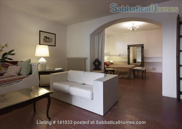 Lovely Apartment in foothills of Florence Home Rental in Florence, Toscana, Italy 4