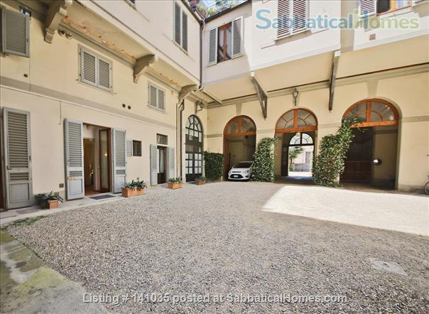 Central Apartment in Florence - Piazza Indipendenza/SMN station Home Rental in Firenze, Toscana, Italy 0