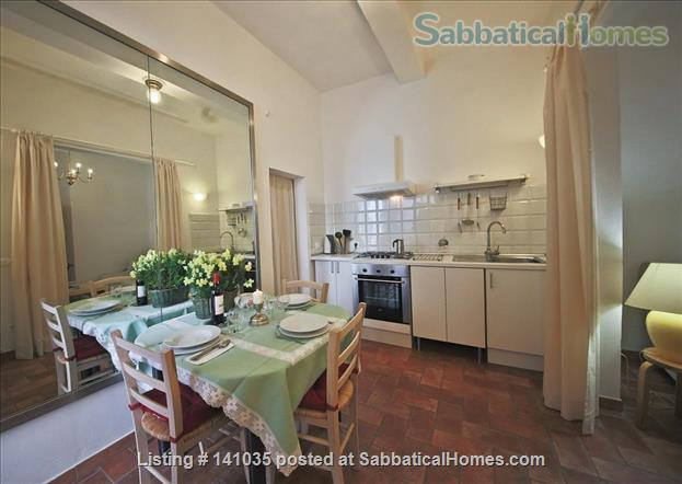 Central Apartment in Florence - Piazza Indipendenza/SMN station Home Rental in Firenze, Toscana, Italy 4