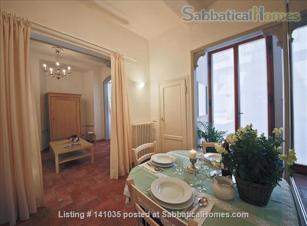 Central Apartment in Florence - Piazza Indipendenza/SMN station Home Rental in Firenze, Toscana, Italy 5