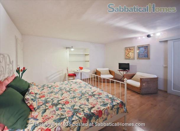 Central Apartment in Florence - Piazza Indipendenza/SMN station Home Rental in Firenze, Toscana, Italy 7