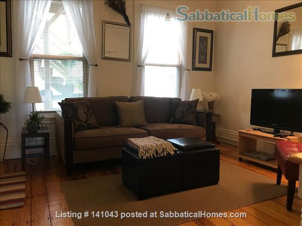 FULLY FURNISHED, 1-BEDROOM APARTMENT AVAILABLE FOR SHORT-TERM RENTAL Home Rental in Cambridge, Massachusetts, United States 1