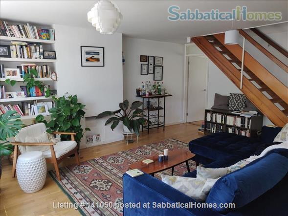 Bright, Plant-Filled 4 Bedroom Near the Coast Home Rental in Wivenhoe, England, United Kingdom 0